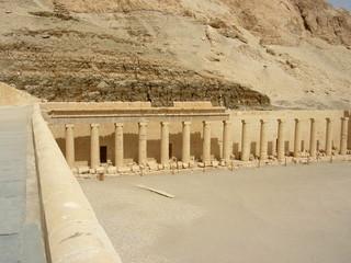 Hatshepsut's mortuary temple complex