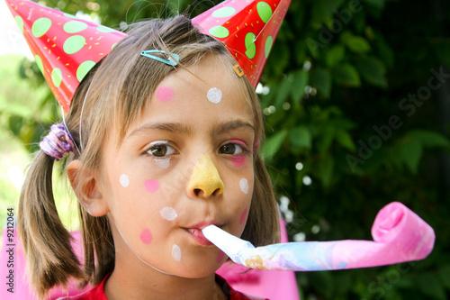 petit clown soufflant 4