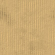 A corrugated carboard texture with creases and wrinkles