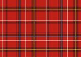 Fototapety Scottish plaid
