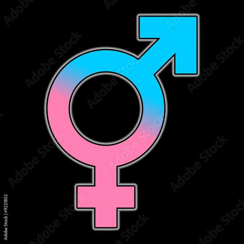 zeichen bisexualität