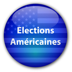 "Bouton ""Elections Americaines"""