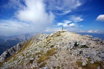 Alpi Apuane: Vetta della Pania della Croce (1958 mt)