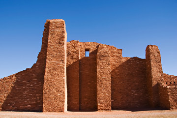 Ancient ruins in the Southwest