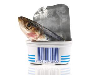 Fisch in der Konservendose
