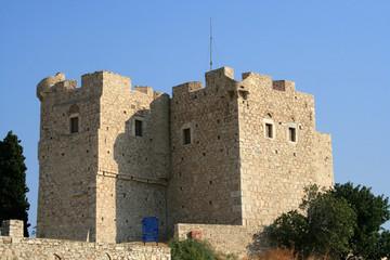 Festung auf Samos