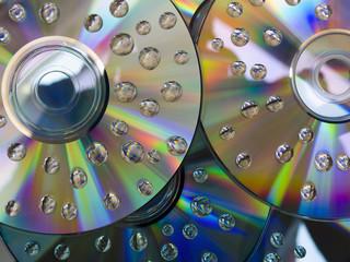 Drops and Discs