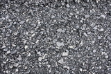 close up of rocky gravel stones