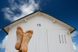 chance treize porte bonheur gagné jeux tranquille repos vacances poster