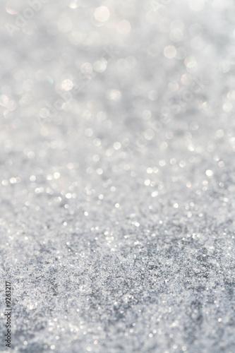 Leinwandbild Motiv star glitter background , super macro shot, shallow DOF