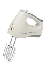 Electric food mixer, from my objects series