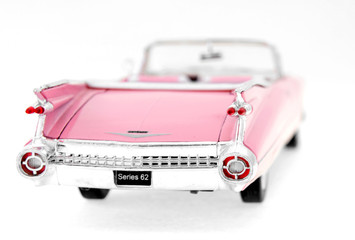 pink cadillac toy