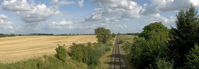 Eisenbahnstrecke Bad Kleinen - Lübeck
