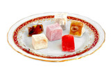Turkish Delight assortment poster