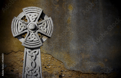Celtic Headstone