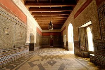 ALCAZAR OF SEVILLA 1 (SPAIN)