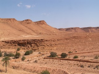 Montagne nel deserto
