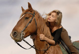 teenager and stallion poster