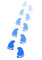 Impronte bambino