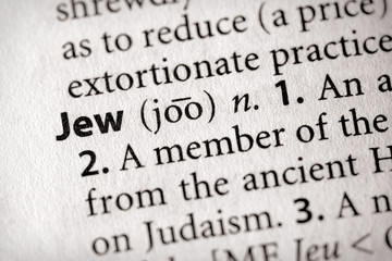 """Jew"". Many more word photos in my portfolio...."