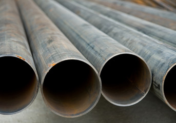 diameters of pipes