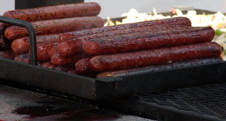 giant hotdogs