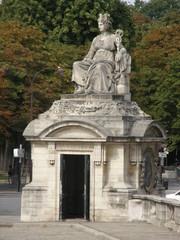 Place De La Concorde in Paris, France