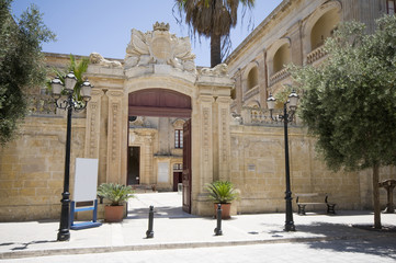 malta mdina vilhena palace museum