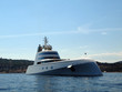 Motor yacht A of 120 m,  design Philippe Starck,