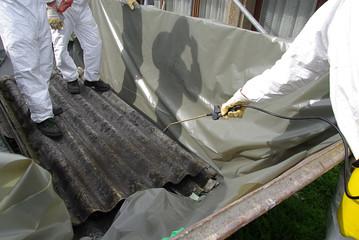 Asbest - asbestos 02