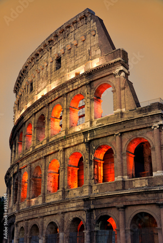 Naklejka Colosseum