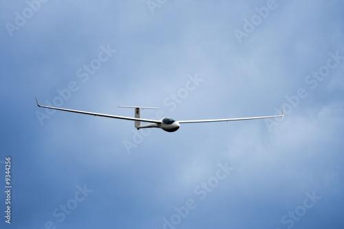Leinwandbild Motiv Segelflugzeug7