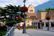 Leinwandbild Motiv Bolzano Alto Adige