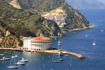 Casino Point Catalina