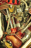 Ultra clean bike's motor