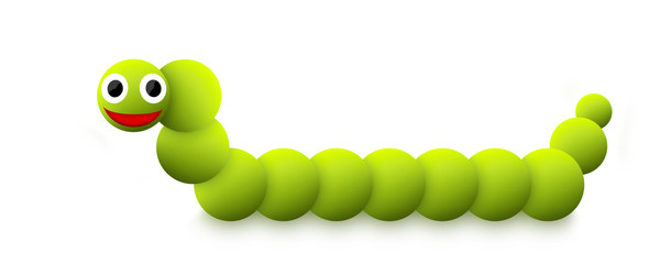 Green Worm