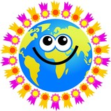 award globe poster