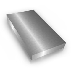 Bloque de Aluminio