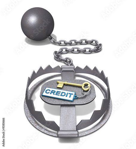 Credit and trap