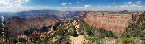 panorama grand canyon, USA