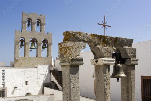 Monastère Saint-Jean-le-Théologien de Patmos, Grèce
