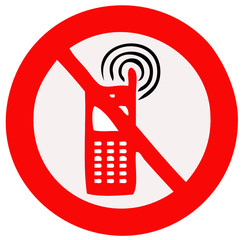 Interdiction de portable