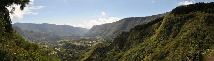 Cirque de Salazie, Réunion