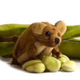 Provident mouse with the beans poster