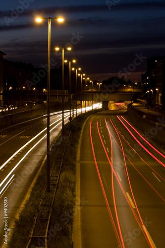 Autostraße