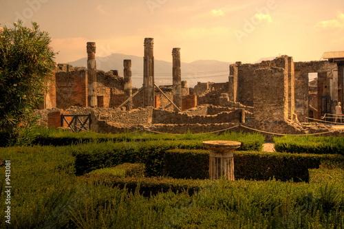 Ruins of Pompeii - 9413081