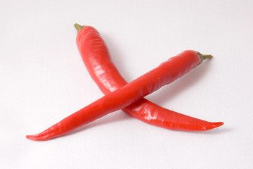 Red hot chili peppers crossed