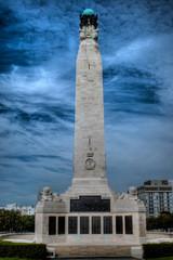 Obelisk, plymouth war memorial
