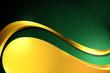 Goldwave mit grün
