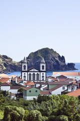 Church of the Holly Trinity in Lages do Pico, Azores